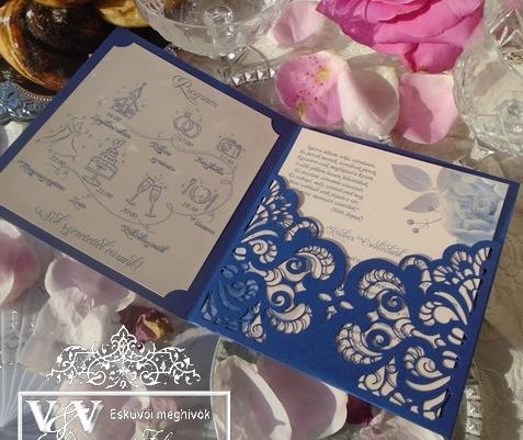 Az esküvői program a meghívóban - Idővonal, piktogrammok, cuki ikonok és szimbólumok
