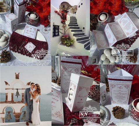 Mediterrán hangulatú álom esküvőhöz menükártya és egyéb hasznos kellék:)